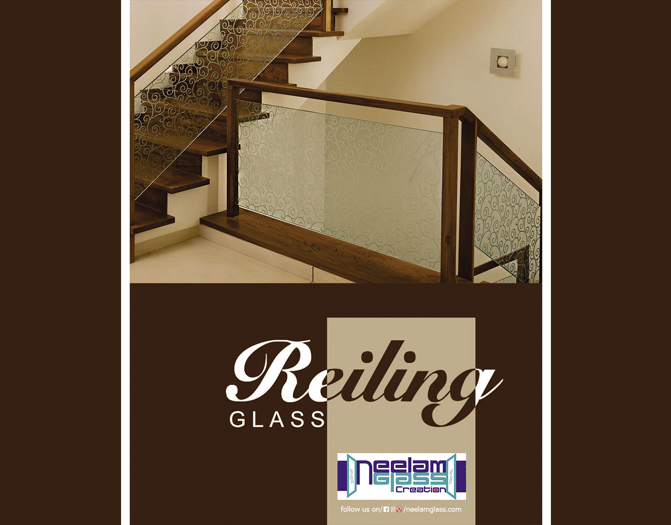 12.railing glass