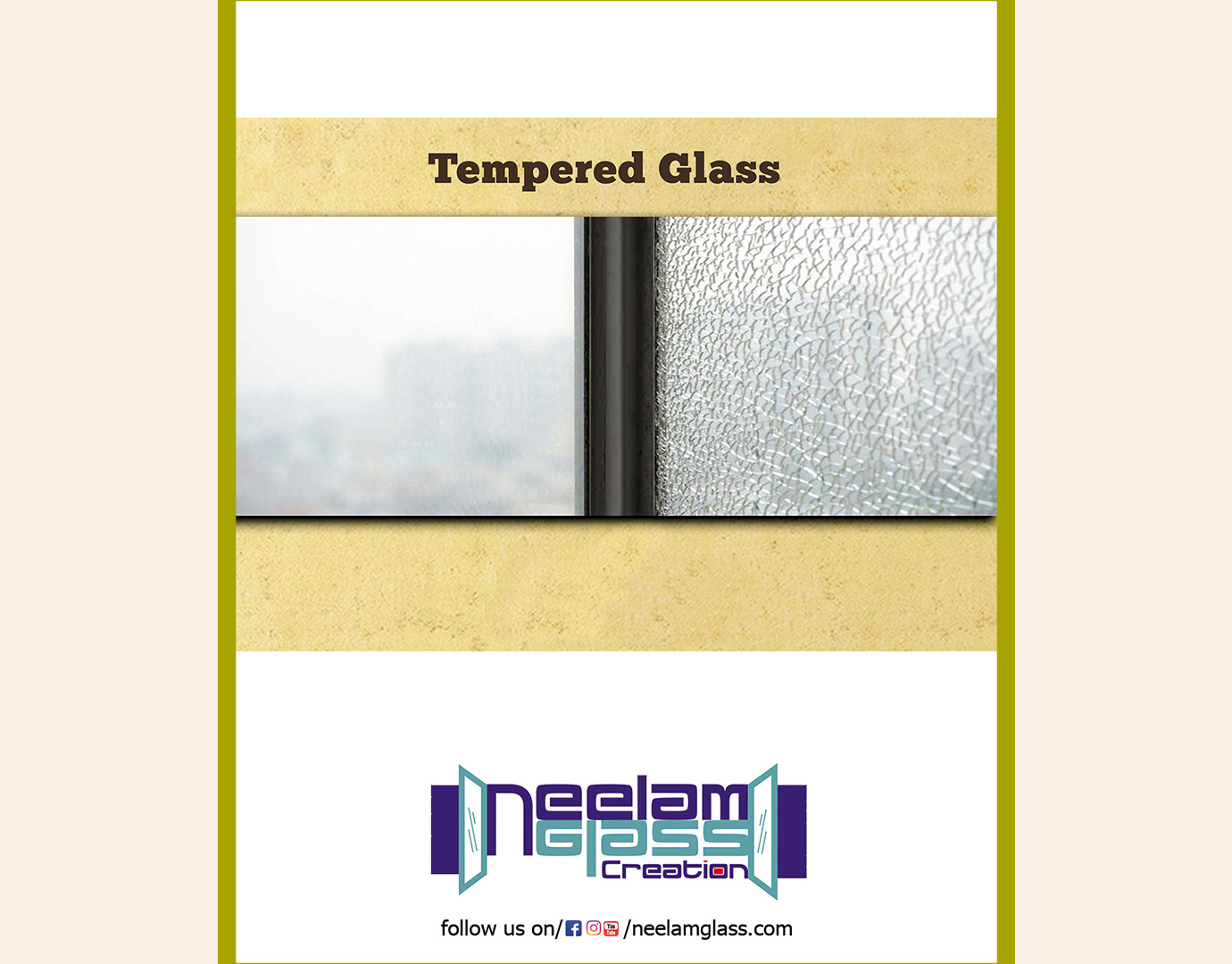 14Tempered glass